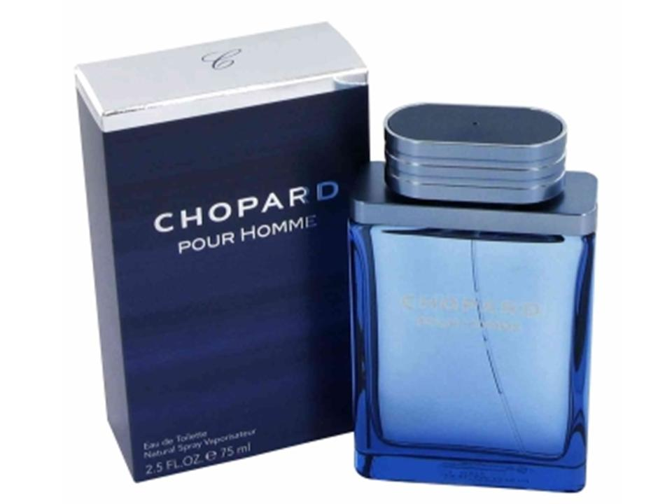 Chopard pour Homme by Chopard EDT TESTER 75 ML.