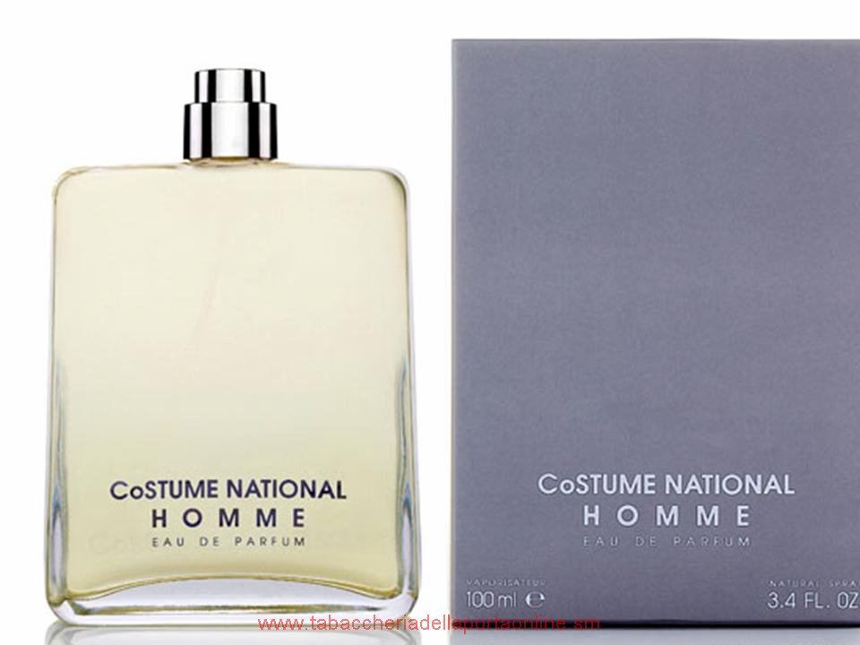Costume National Homme by Costume National EDP TESTER 100 ML.