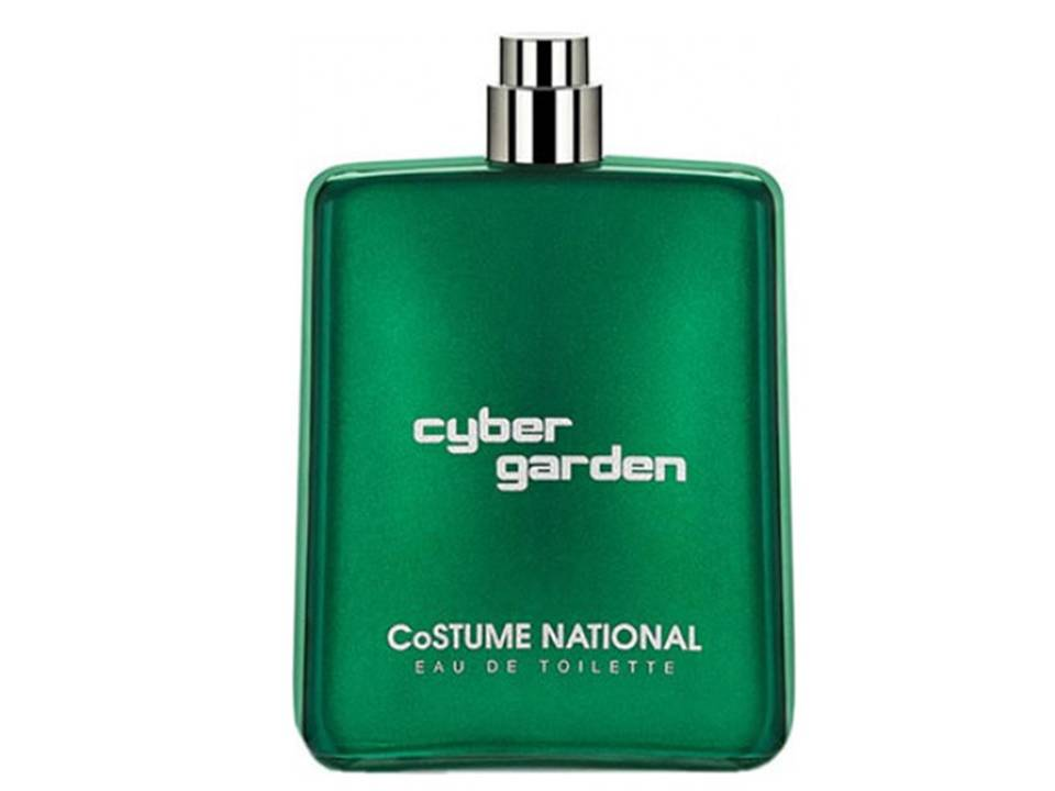 Cyber Garden Uomo by CoSTUME NATIONAL EDT TESTER 100 ML.