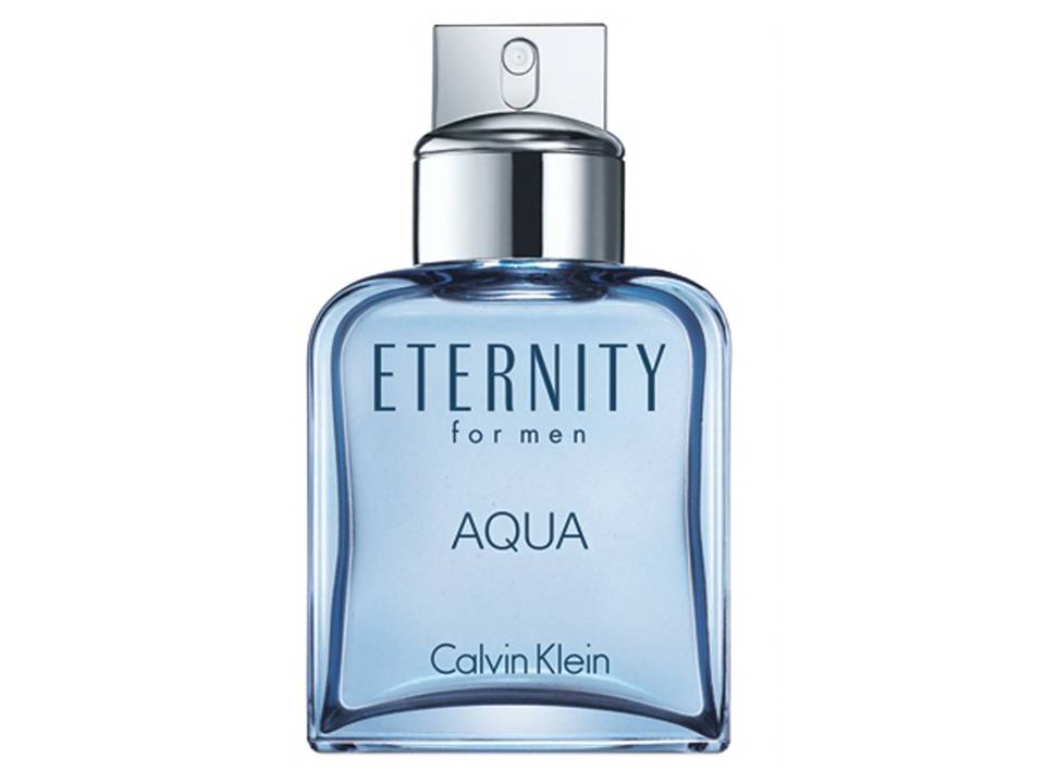 Eternity Aqua for Men by Calvin Klein  EDT NO TESTER 100 ML.