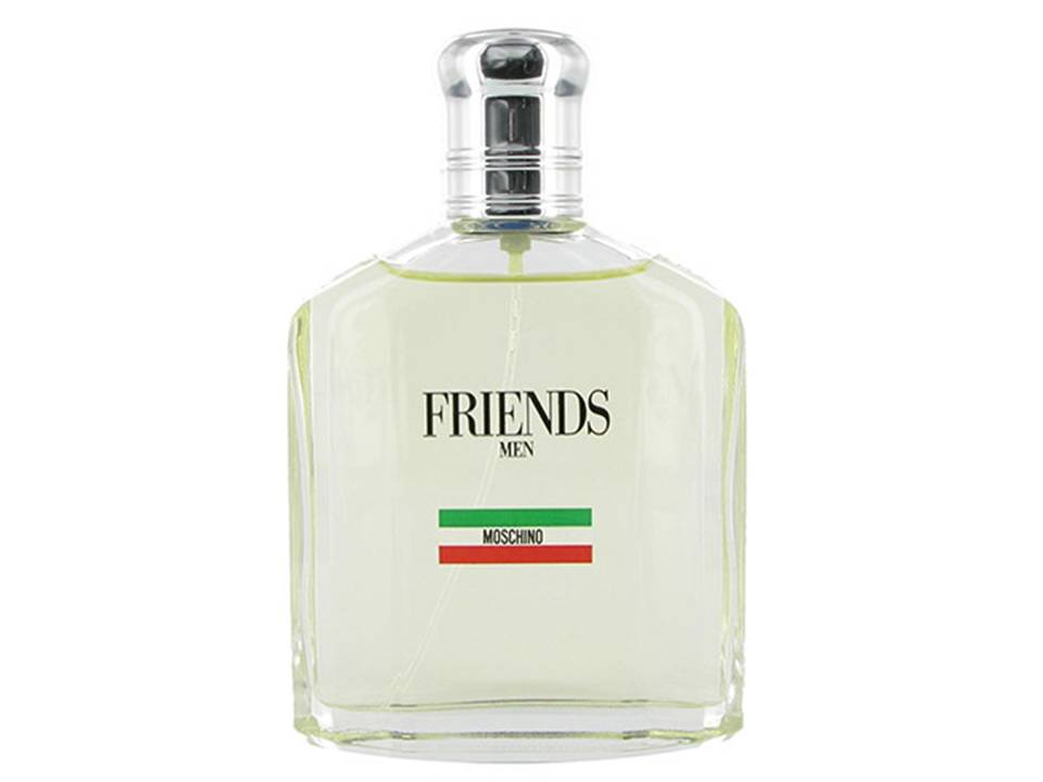 Friends Uomo by Moschino  EDT TESTER 125 ML.