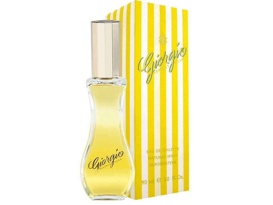 Giorgio Donna by Giorgio Beverly Hills EDT NO TESTER 90 ML.