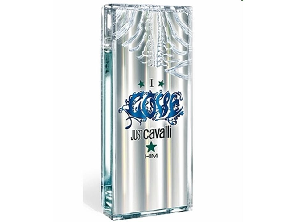 Just Cavalli I Love Him by Roberto Cavalli EDT TESTER 60 ML.