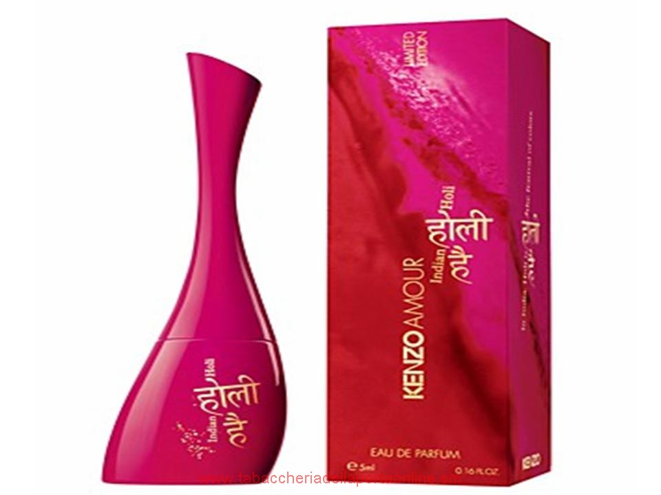 Kenzo Amour Indian Holi Donna Eau de Parfum TESTER  50 ML.