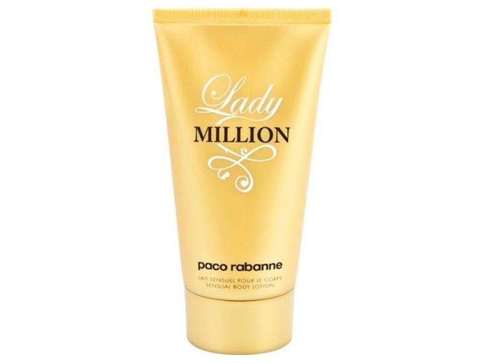 Lady Million by Paco Rabanne BODY LOTION 75 ML.