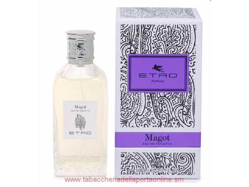 Magot by Etro  Eau de Toilette * 100 ML.