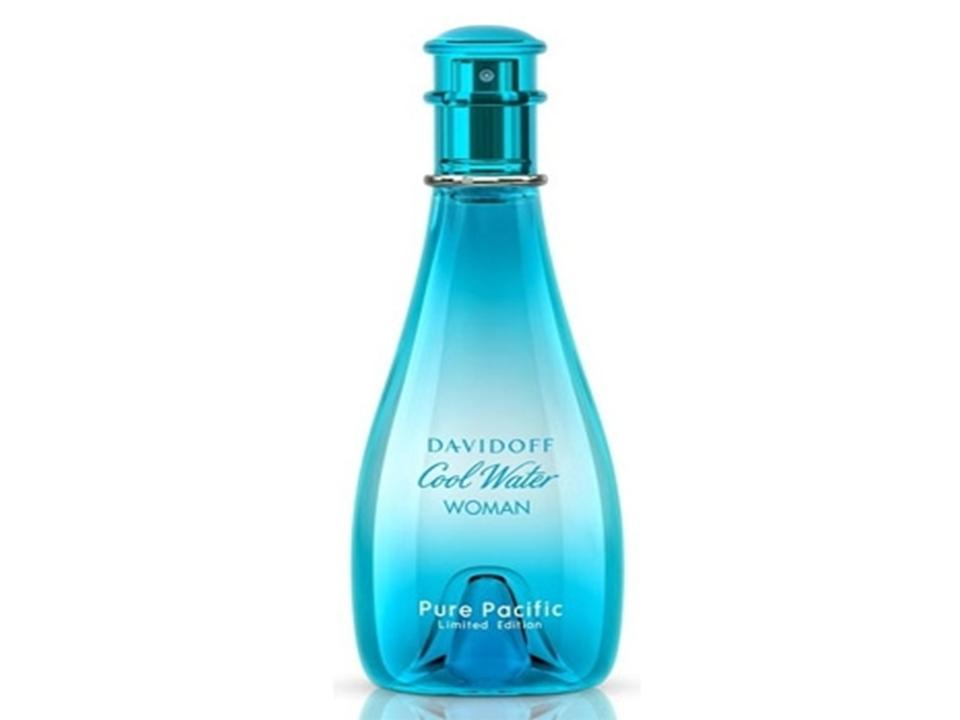 Cool Water   Pure Pacific Donna by Davidoff EDT TESTER 100 ML.