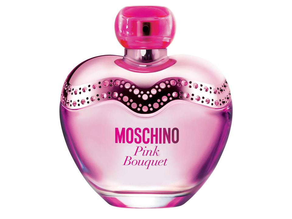Pink Bouquet Donna by Moschino EDT TESTER 100 ML.
