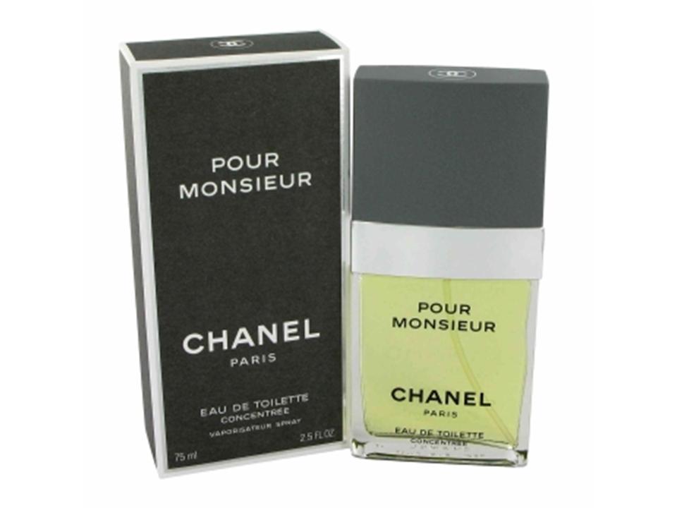 Chanel pour monsieur, туалетная вода для мужчин.