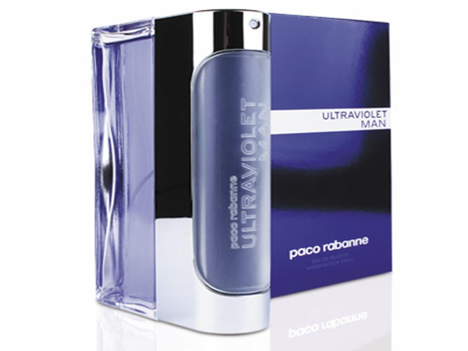 Ultraviolet Uomo by Paco Rabanne EDT NO TESTER 100 ML.