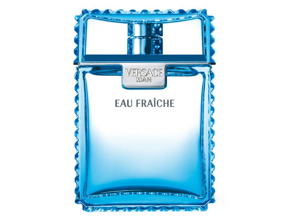 Versace Man Eau Fraiche by Versace EDT TESTER 100 ML.