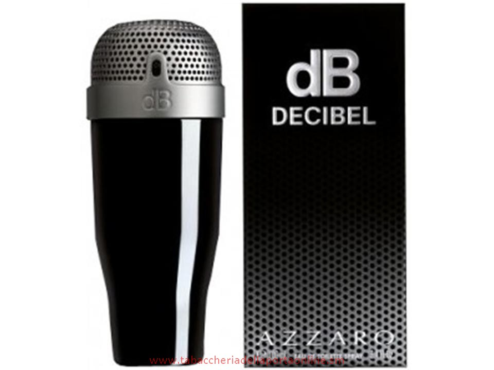 Decibel Uomo by Azzaro EDT TESTER 100 ML.