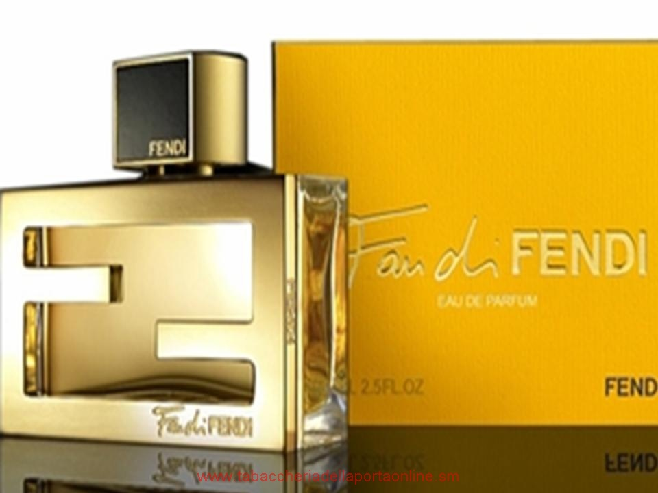 Fan di Fendi  Donna by Fendi EDP TESTER 75 ML.