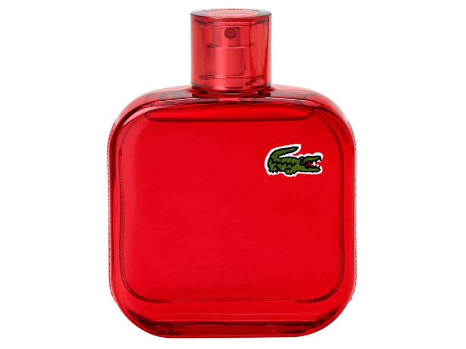 L.12.12. Red Lacoste Uomo EDT TESTER 100 ML.