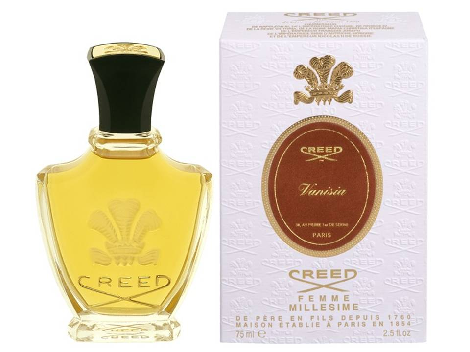 Vanisia by Creed NO TESTER 75 ML.