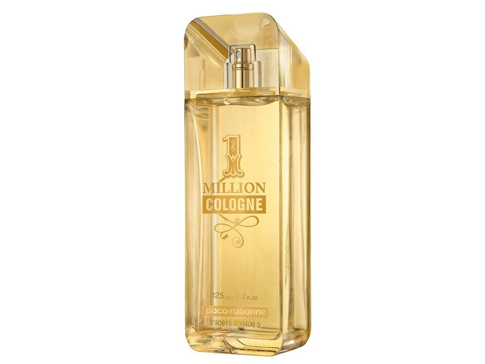 1  Million Cologne Uomo  by Paco Rabanne EDT TESTER 125 ML.