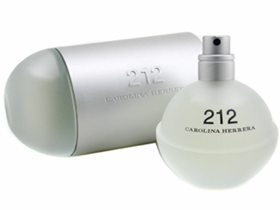 212 Donna by Carolina Herrera EDT TESTER 100 ML.