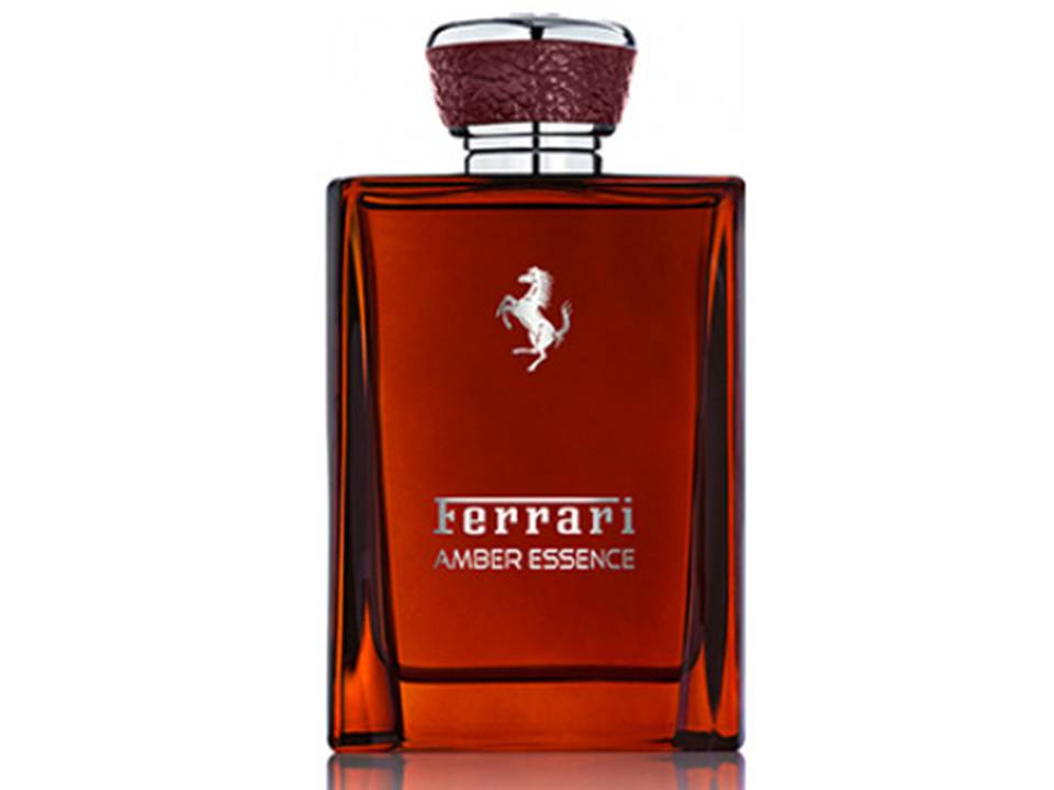 Ferrari Collection Amber Essence Uomo EDP NO BOX 100 ML.