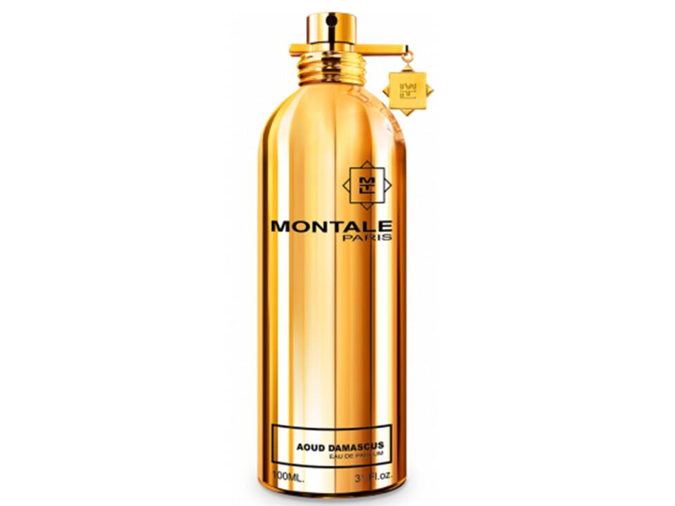 Aoud Damascus Donna by Montale Eau de Parfum NO TESTER 100 ML.