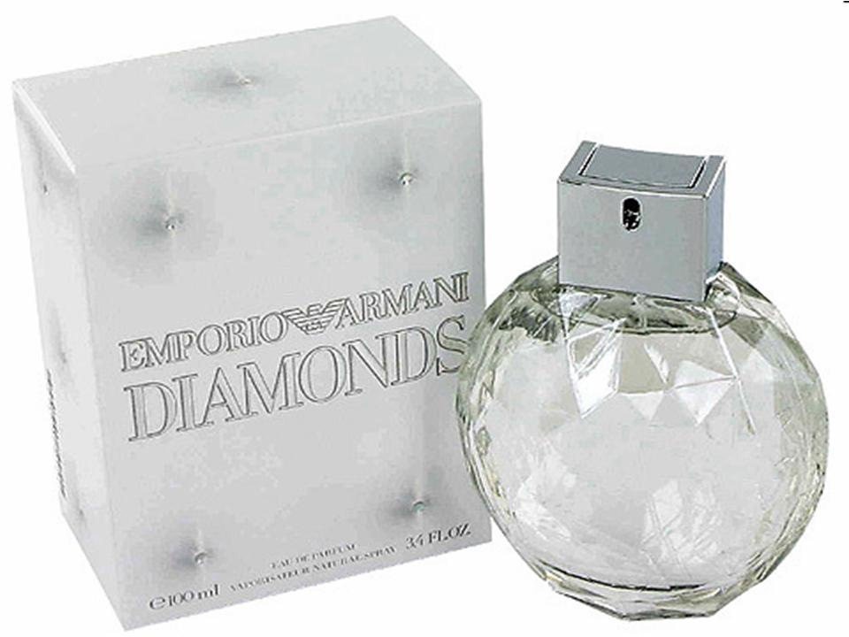 Emporio Armani Diamonds Donna   Eau de Parfum TESTER 100 ML.