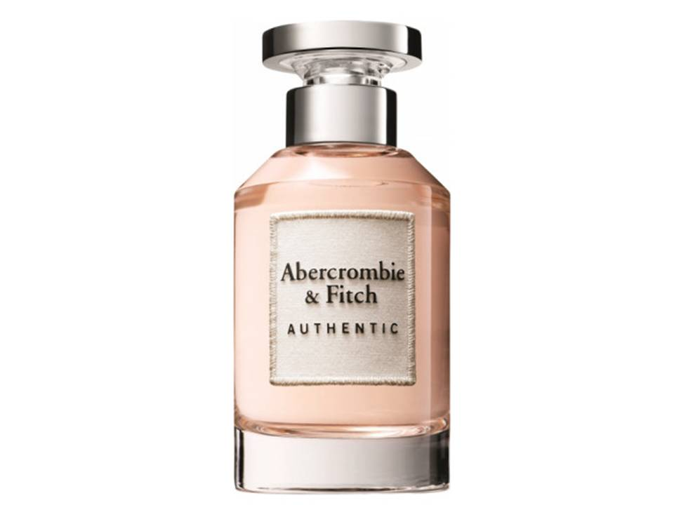 Authentic Woman by Abercrombie & Fitch EDP TESTER 100 ML.