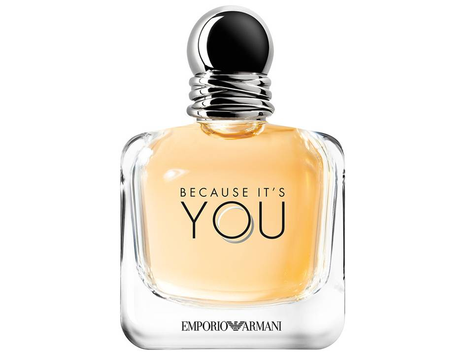 Emporio Armani Because It's You Donna EDP TESTER 100 ML.
