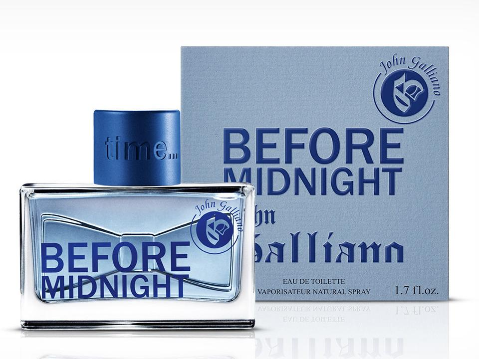 Before Midnight Uomo by John Galliano EDT TESTER 50 ML.
