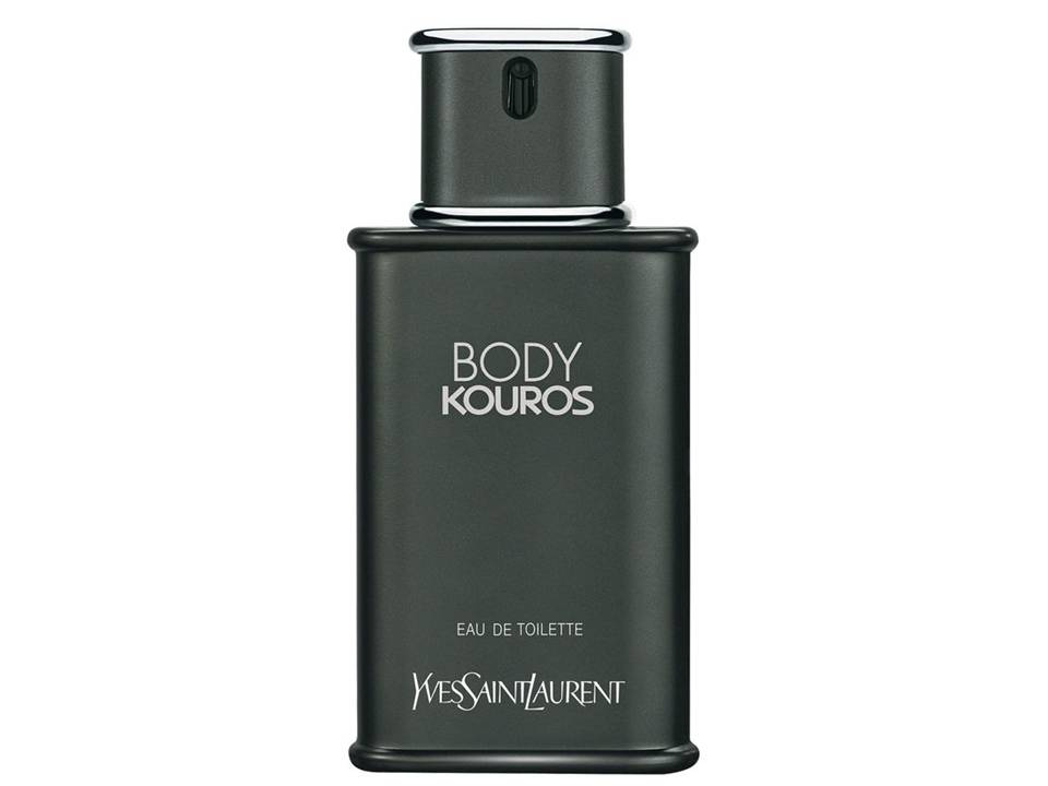 Body Kouros Uomo by Yves Saint Laurent EDT NO TESTER 100 ML.