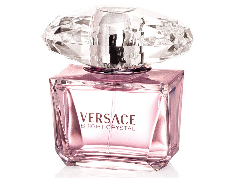 Bright Crystal  Donna by Versace EDT TESTER 90 ML.