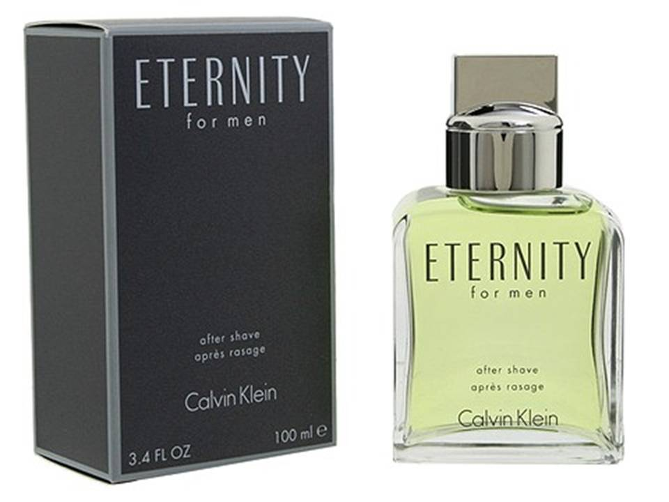 Eternity Uomo by Calvin Klein DOPO BARBA  100 ML.