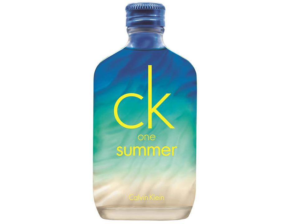 CK One Summer by Calvin Klein EDT TESTER 100 ML.