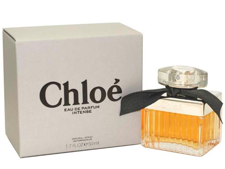 Chloe Eau de Parfum Intense Donna NO TESTER 50 ML.