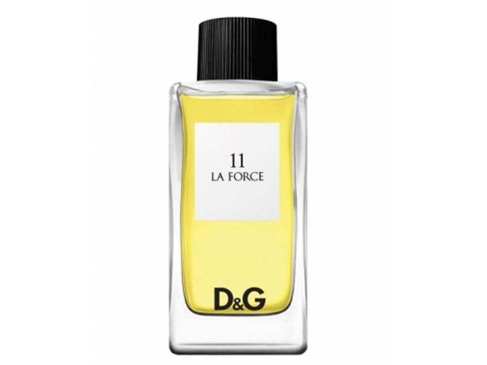 11 - La Force for men by Dolce&Gabbana EDT TESTER 100 ML.