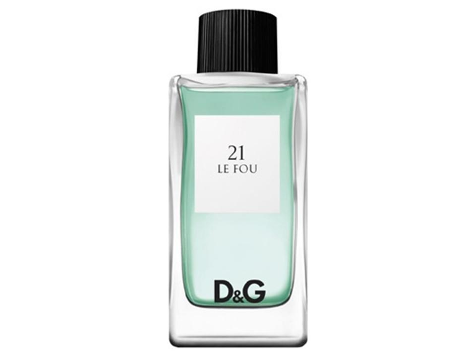 21 - Le Fou for men by Dolce&Gabbana EDT TESTER 100 ML.