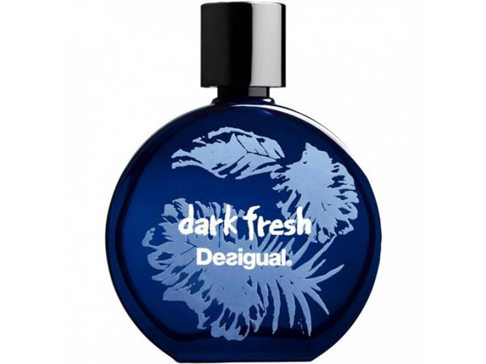 Dark Fresh Uomo by Desigual Eau de Toilette TESTER 100 ML.