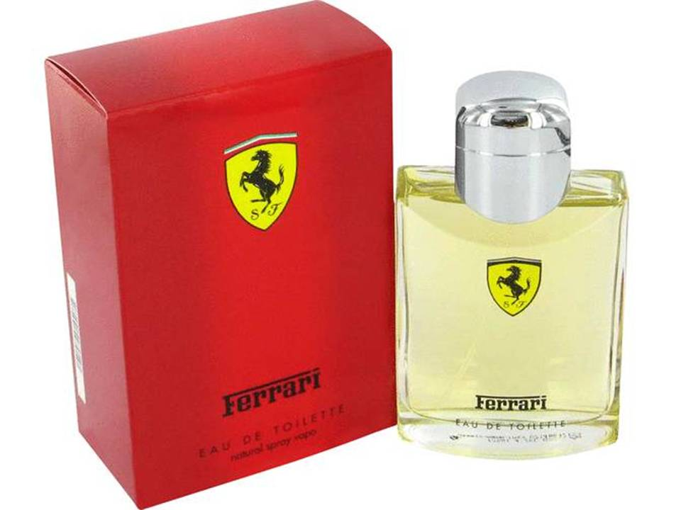 Ferrari Red Uomo by Ferrari EDT  NO BOX 125 ML.