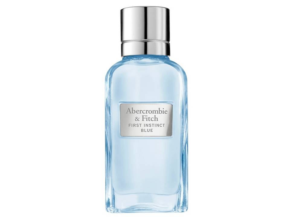 First  Instinct BLUE Donna by Abercrombie & Fitch EDP TESTER 100
