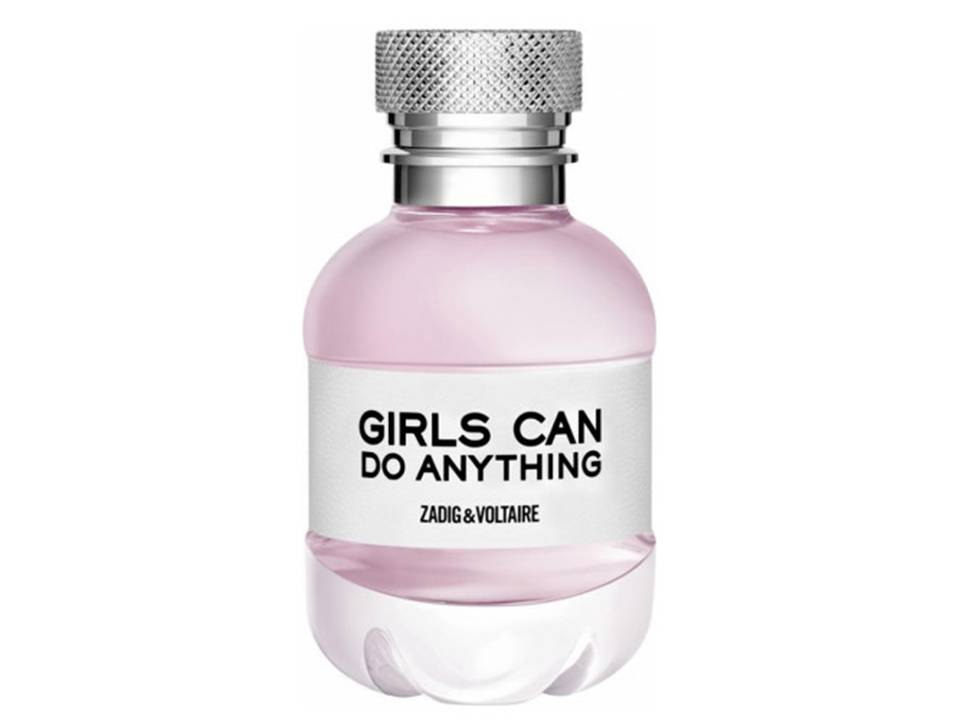 Girls Can Do Anything by Zadig & Voltaire EDP TESTER 90 ML.
