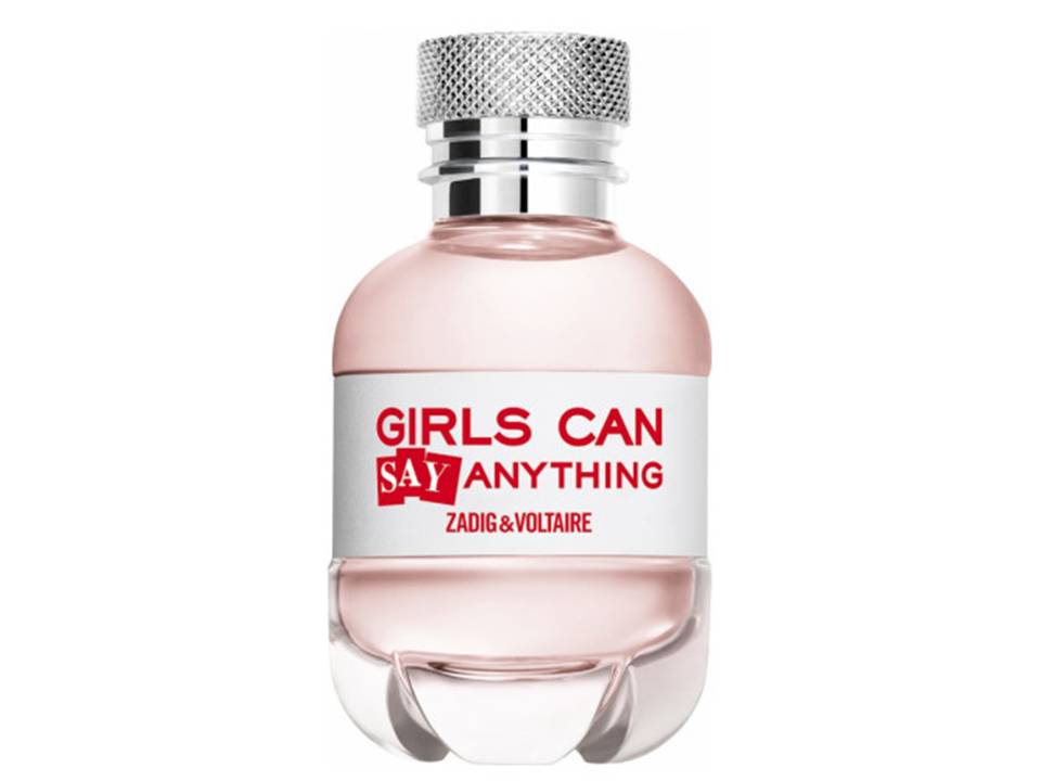 Girls Can Say Anything by Zadig & Voltaire EDP TESTER 90 ML.