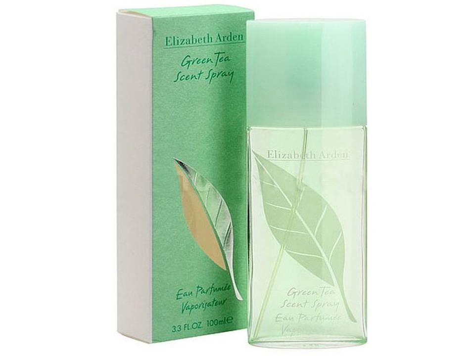 Green Tea  Donna by Elizabeth Arden  EDT  TESTER 100 ML.