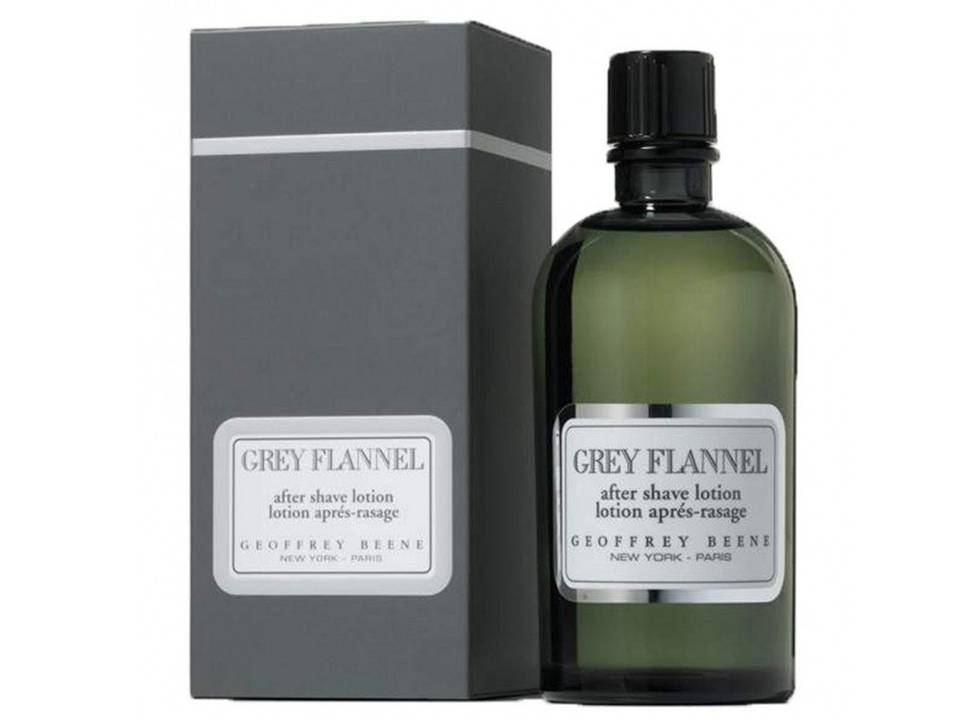 Grey Flannel by Geoffrey Beene DOPO BARBA  TESTER 120 ML.