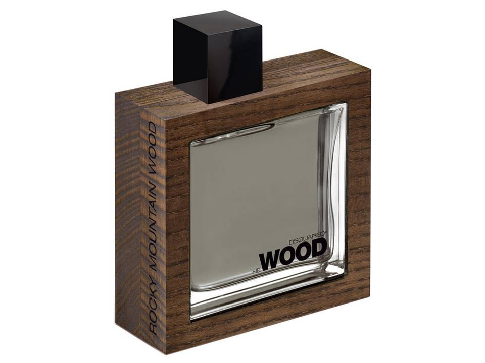 He Wood Rocky Mountain Wood Uomo by DSQUARED²  TESTER 100 ML.