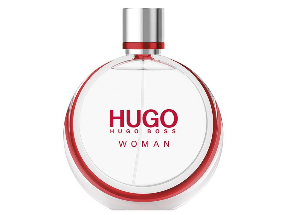 Hugo Woman by Hugo Boss Eau de parfum TESTER  75 ML.