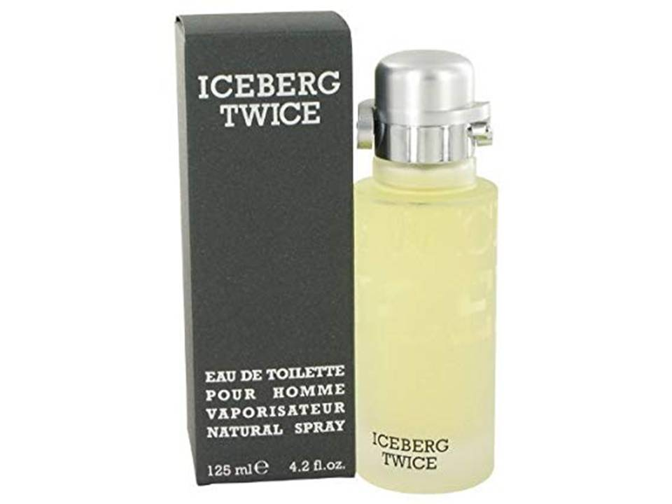 Twice Pour Homme by Iceberg EDT TESTER 125 ML.