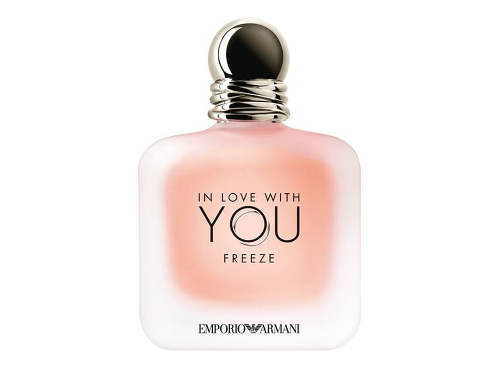 Emporio Armani  In Love With You FREEZE Donna EDP TESTER 100 ML.