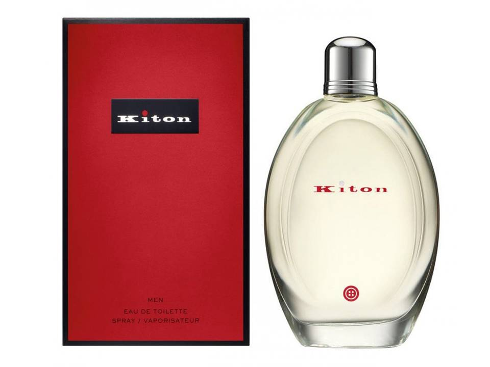 Kiton Uomo by Kiton EDT NO TESTER 125 ML.