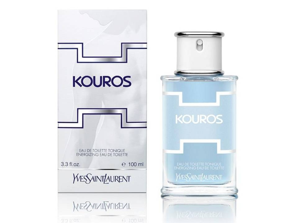 Kouros Eau de Toilette Tonique Uomo by YSL TESTER 100 ML.