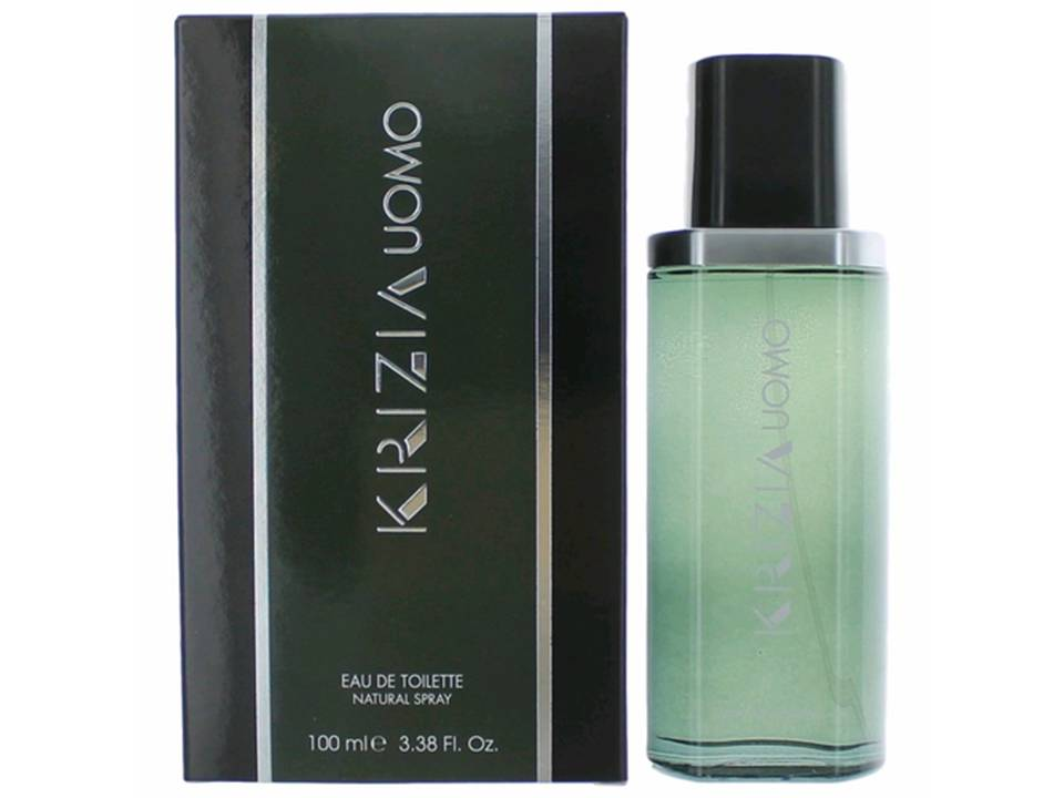 Krizia Uomo by Krizia EDT  NO TESTER 100 ML.