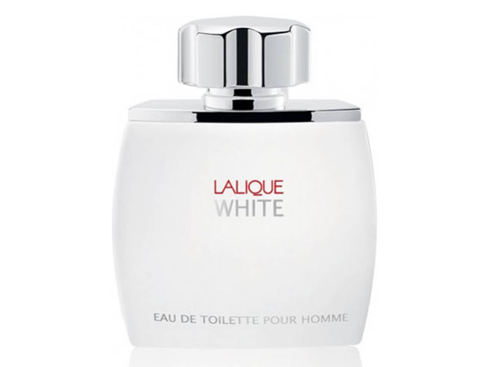 Lalique White Uomo by Lalique  Eau de Toilette TESTER 75 ML.