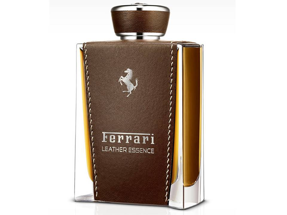 Ferrari Collection Leather Essence Uomo EDP NO BOX 100 ML.
